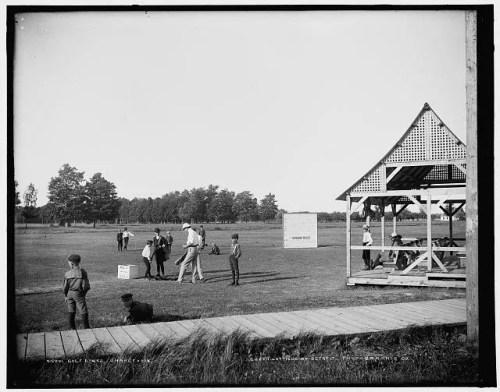 Charlevoix Golf Links 1911