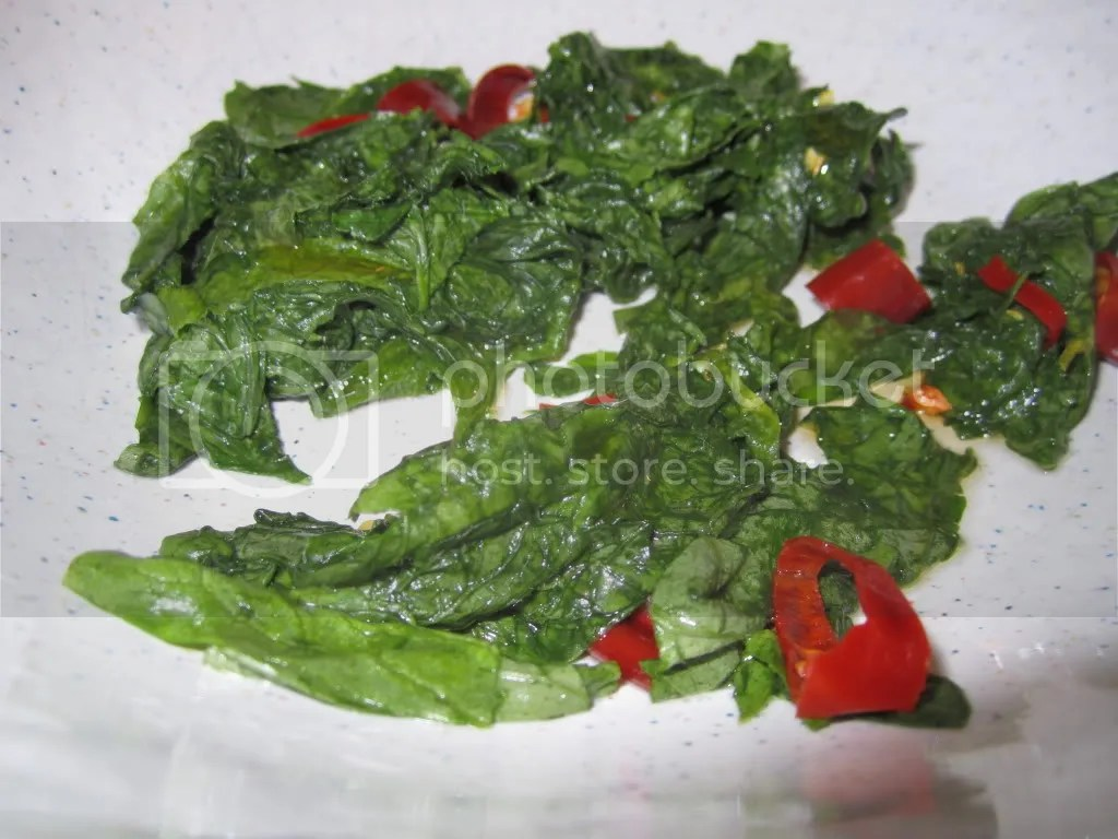 Pickled Radish Greens