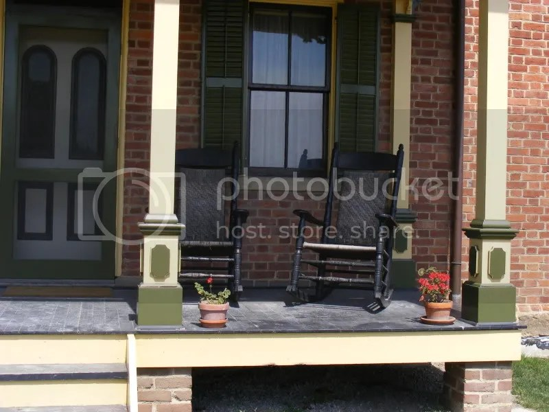 The front Stoop
