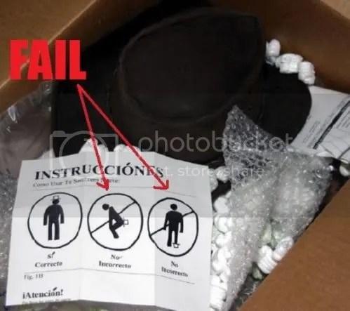 hat instructions