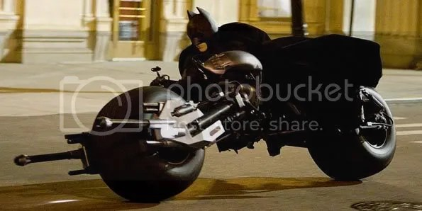 MOto do Batman