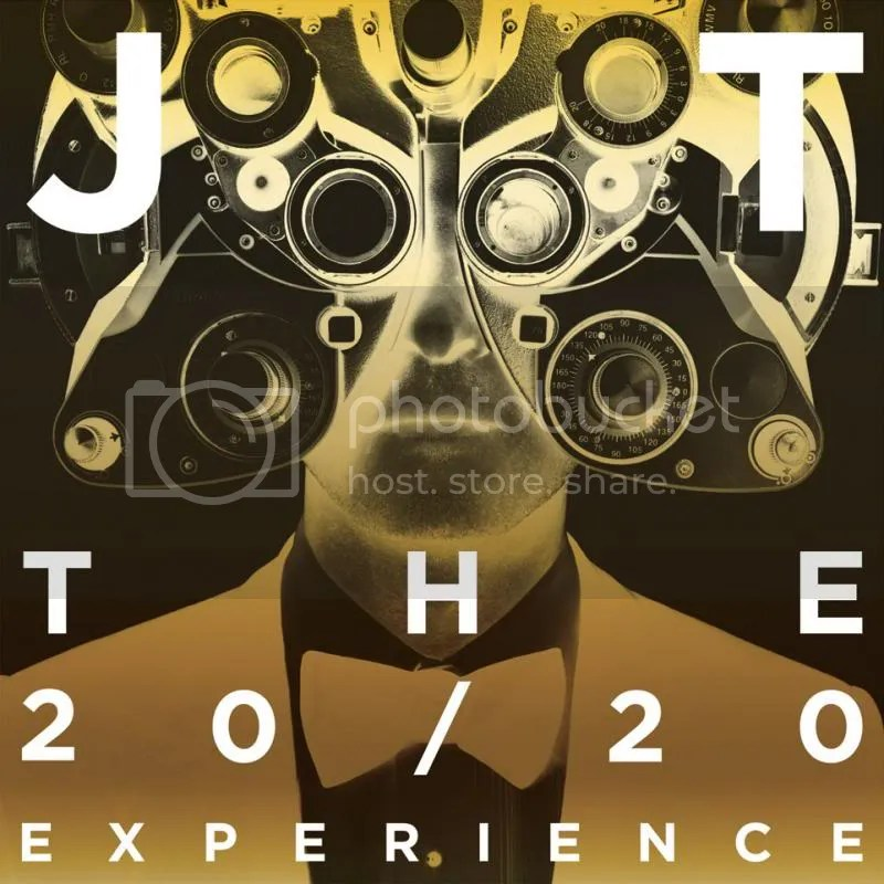 'The 20/20 Experience - 2 of 2' by Justin Timberlake