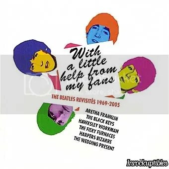 VARIOUS With A Little Help From My Friends - The Beatles revisités 1969 - 2005