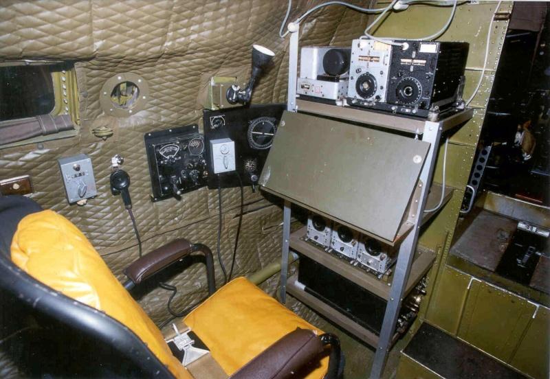 B 26 Marauder Seat
