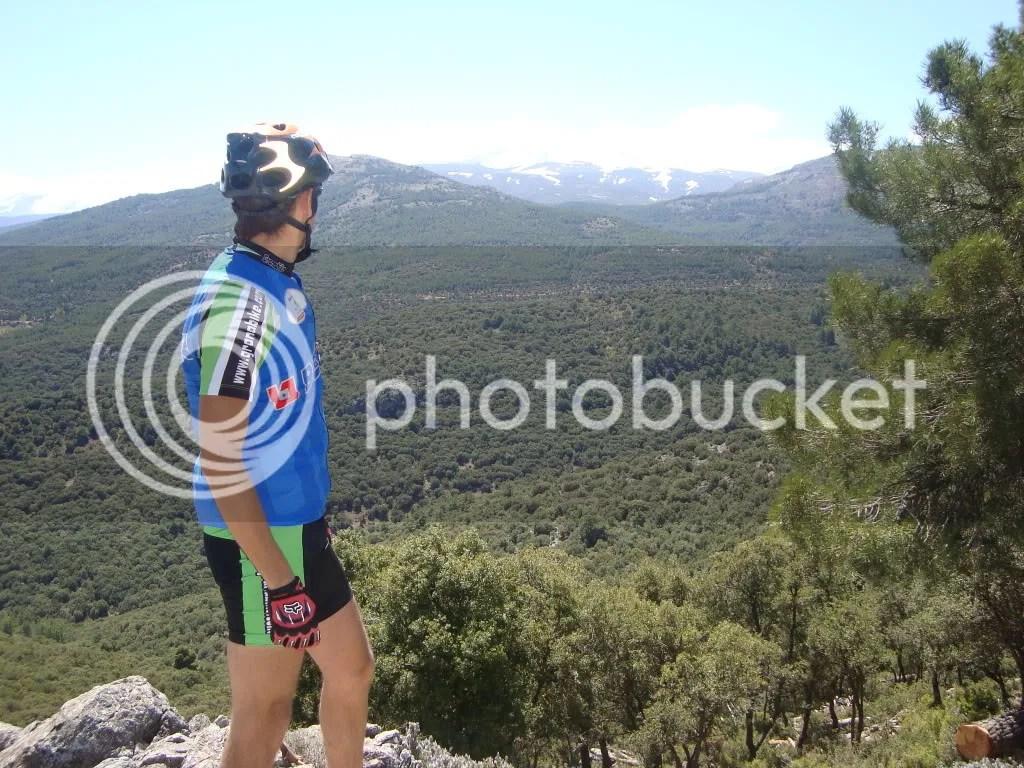 Desde el Mirador de Cerro Montefría