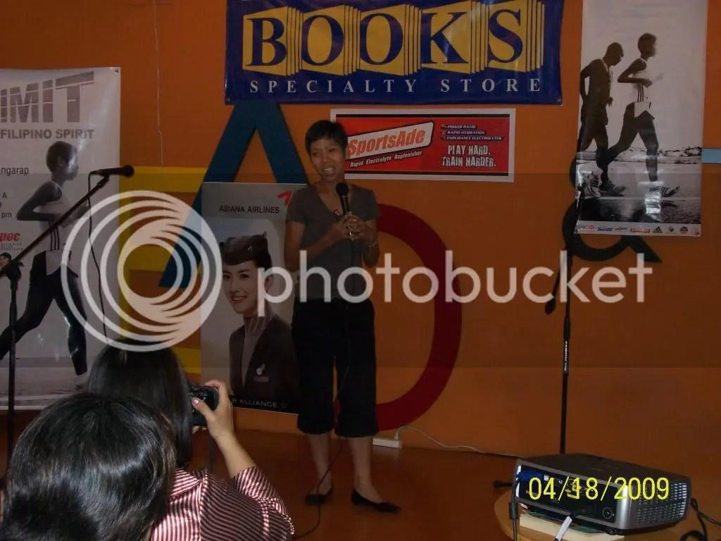 Ms. Joy Rojas