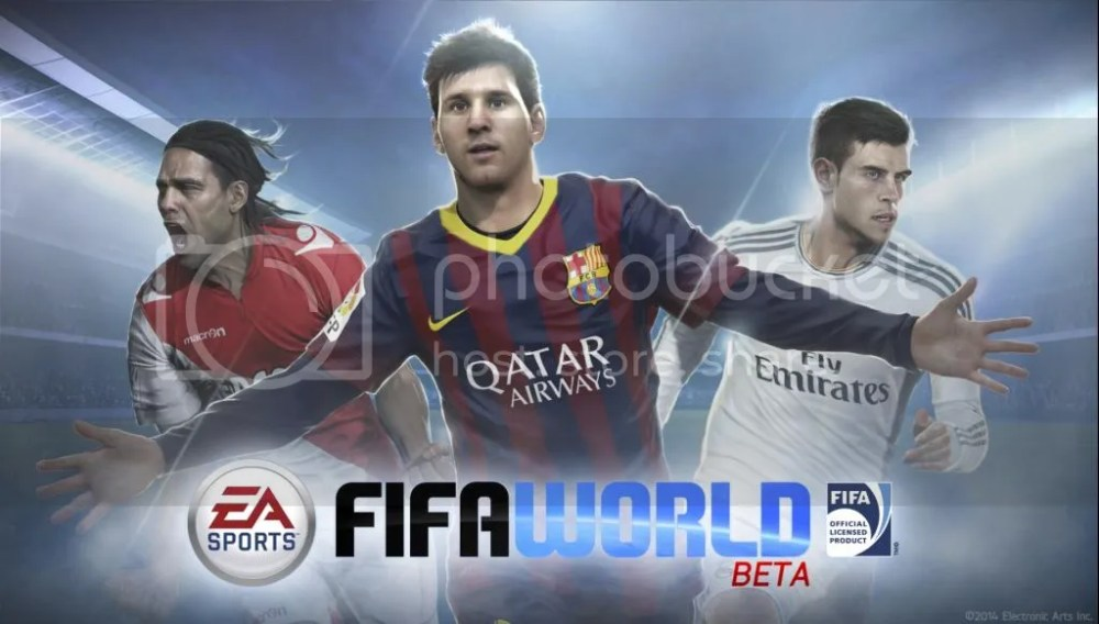 Fifa World Beta Grátis