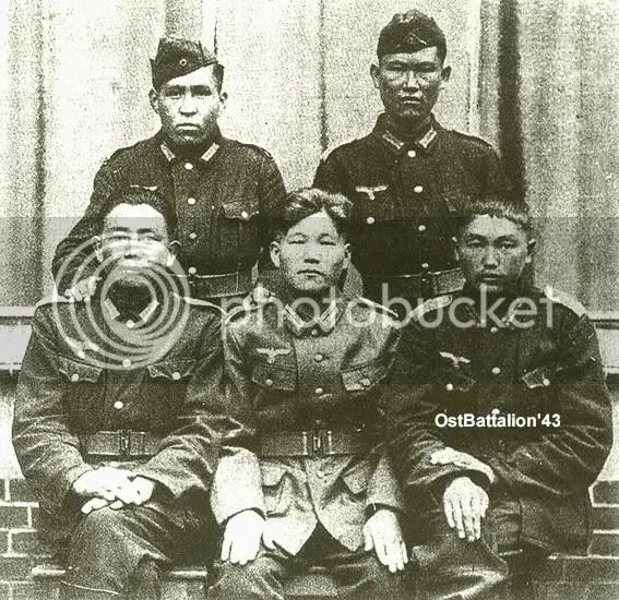 Asiatic12 TURK El racismo nazi. Un asunto espinoso
