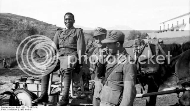 arabs greece El racismo nazi. Un asunto espinoso