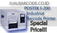 Barcode Printer Postek I200