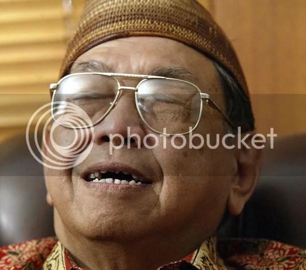 foto-foto wafatnya gus dur kh abdurrahman wachid