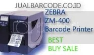 Barcode Printer Zebra ZM400