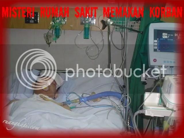 Rumah sakit angker