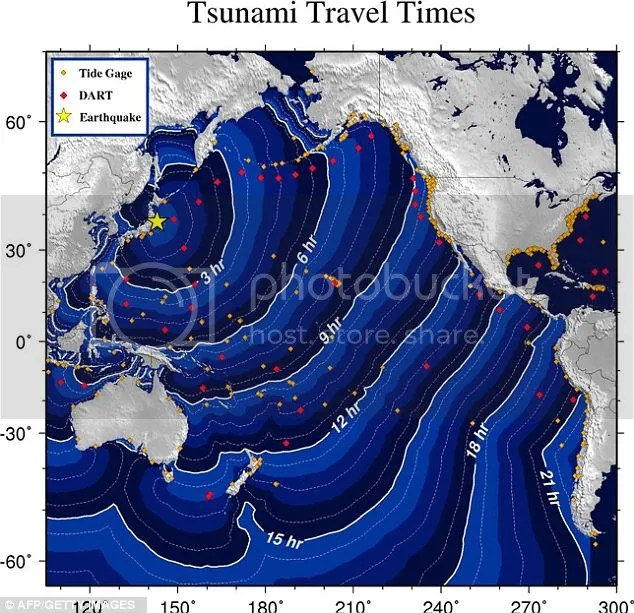 Gempa Tsunami Jepang 2011