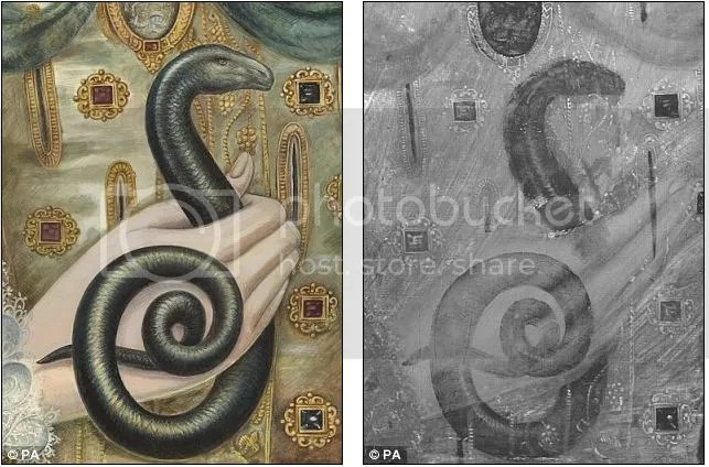 ular ratu elizabeth