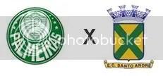 Palmeiras Ao Vivo x Santo André