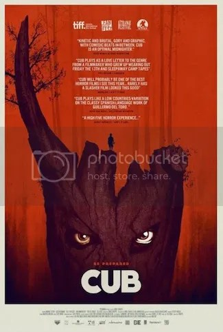 Cub, Belgium Horror, Belgian Horror