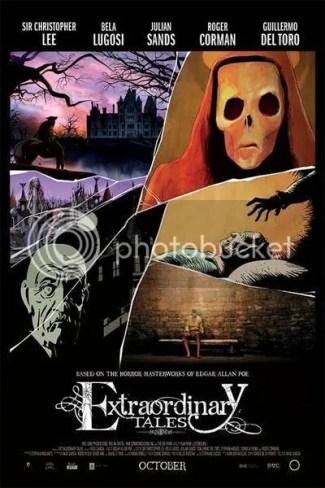 Extraordinary Tales, Edgar Allen Poe