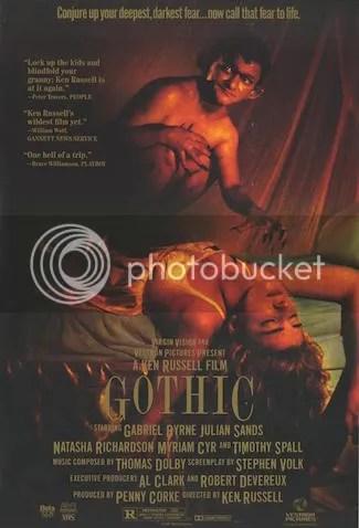 Gothic, Horror