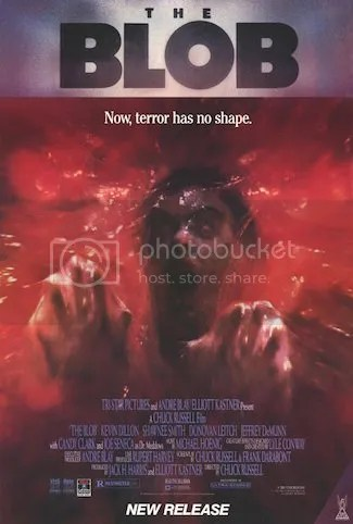 The Blob, The Blob 1988, Gore, Horror