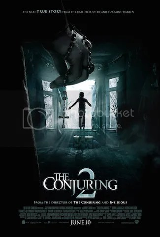 The Conjuring 2, Horror, Ghost, Paranormal, Supernatural