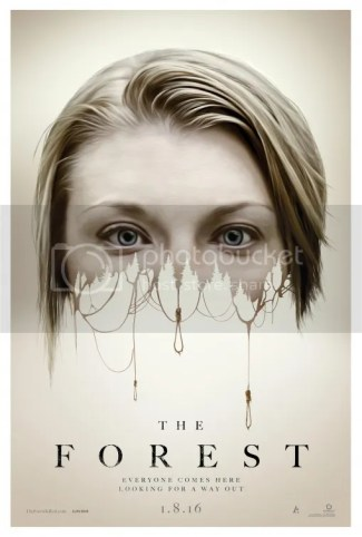 The Forest, Supernatural Horror,