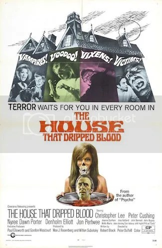 The House That Dripped Blood, Amicus, Horror, Anthology