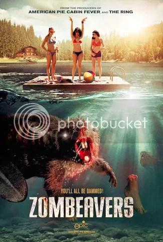 Zombeavers, Zombie, Horror