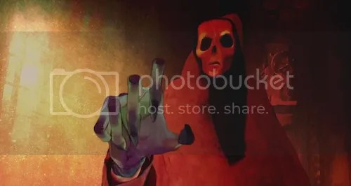 Extraordinary Tales, The Masque of the Red Death