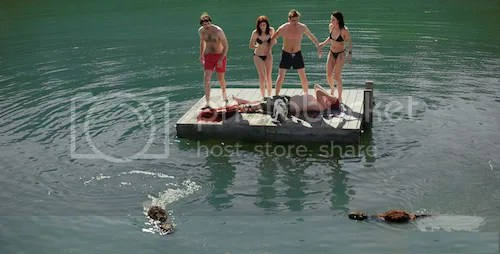 Zombeavers, Horror, Zombies