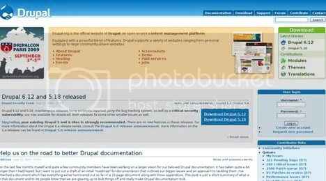 drupal 20+ Best Free CMS & Resources