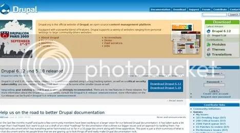 drupal 20+ Best Free CMS & Resources