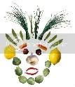 Chive Veggie Face