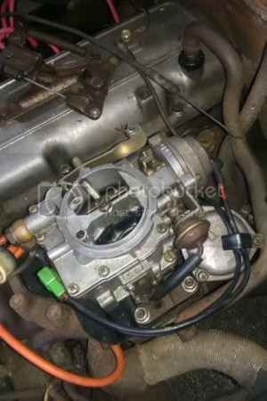 18r manual choke carb to auto choke