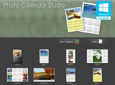 Mojosoft Photo Calendar Studio 2015 1.20  Portable