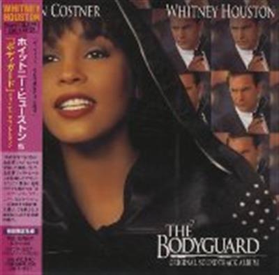Whitney Houston - The Bodyguard - Original Soundtrack ...