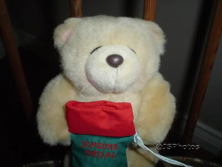 Forever Friends Andrew Brownsword Christmas Bear 4052 | eBay