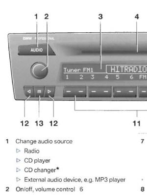 Help: Audio system has no sound  Bimmerfest  BMW Forums