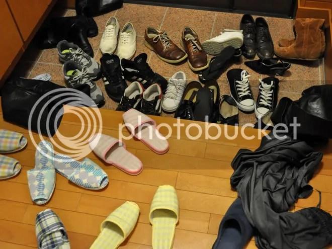 Shoe Orgy