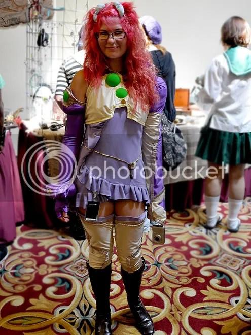 Nice cosplay