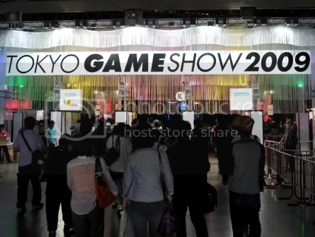 Tokyo Game Show Welcome