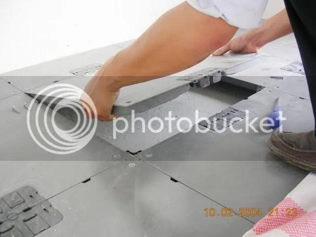kiểm tra tấm sàn