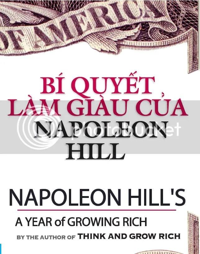 choban.pro - bí quyết làm giàu của Naponeon Hill