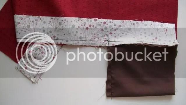 lined pocket