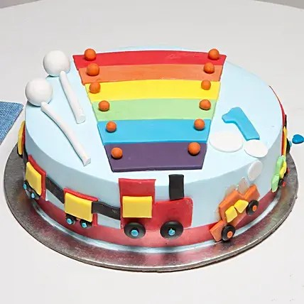 Kids Birthday Cake Upto Rs 300 Off Birthday Cake For Girls And Boys Ferns N Petals