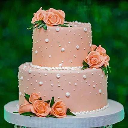 Tier Cakes Multi Tier Cakes Online Free Delivery Ferns N Petals