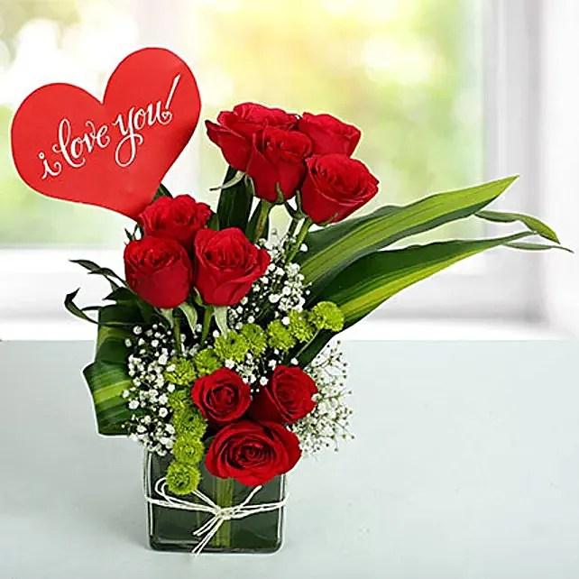 Valentines Day Flowers UAE Valentine Flower Delivery