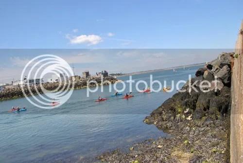 Howth Harbour Kayak