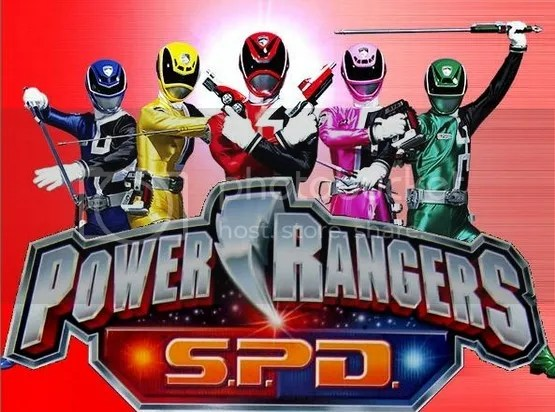 SPD rangers and logo Pictures, Images and Photos