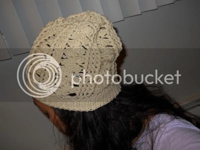 clara slouchy hat